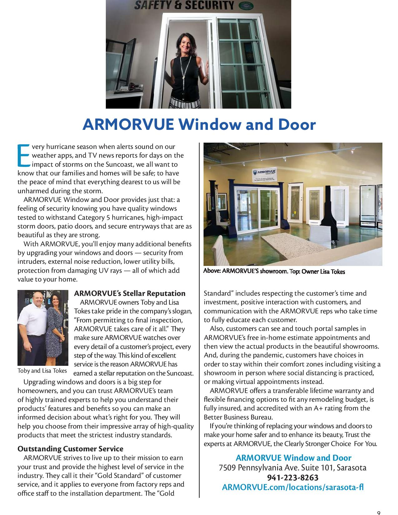 Armorvue Window & Door